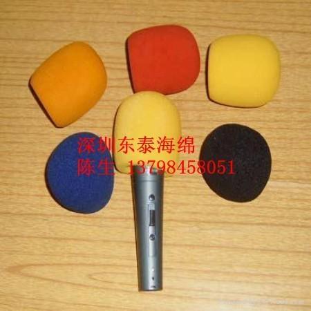 深圳供應話筒海綿 1