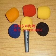 深圳供應話筒海綿