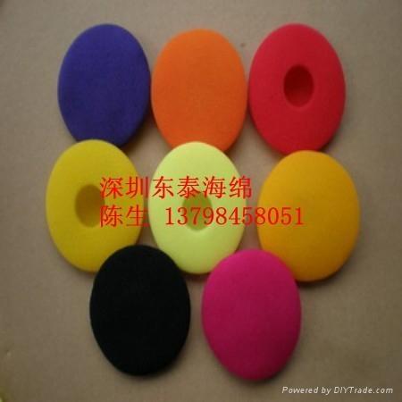 深圳供應話筒海綿 3
