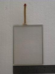 销售工控屏触摸玻璃板4线,5.7寸, 8.4寸, 10.4寸, 12.1寸