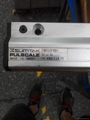 SELL  Pulscale FM85SFR81. FJM85DCTCA .FM65VC-B1 toshiba  hydraulic press used