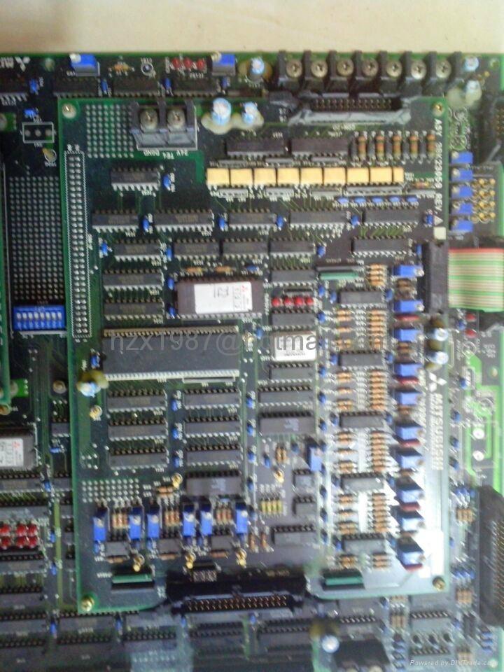 维修三菱油压机80MS3 ,350MG2 ,1300MM3,电路板3Q133703 ,AVRC-04H电源修理 5