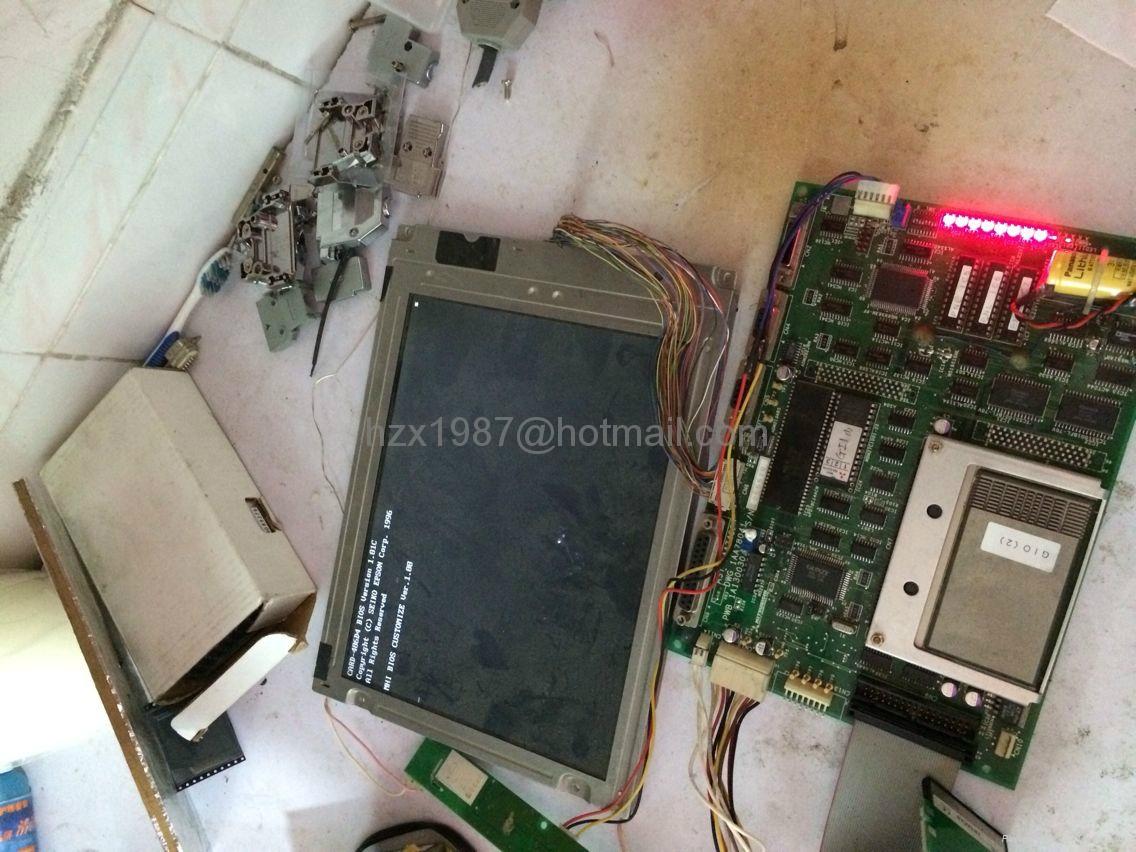 维修三菱油压机80MS3 ,350MG2 ,1300MM3,电路板3Q133703 ,AVRC-04H电源修理 6