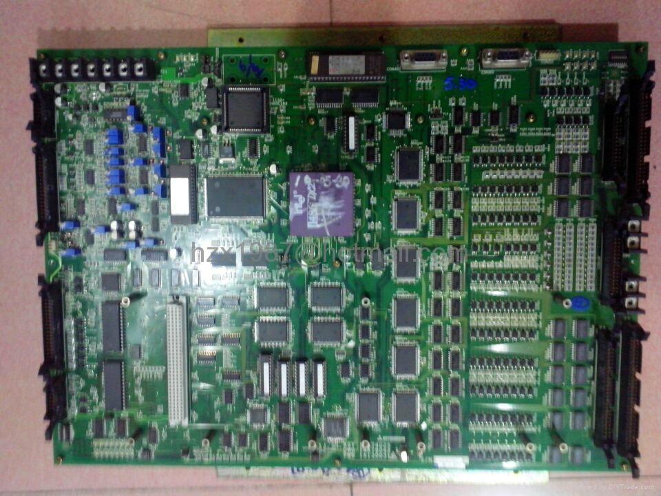 维修三菱油压机80MS3 ,350MG2 ,1300MM3,电路板3Q133703 ,AVRC-04H电源修理 8