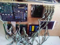 维修三菱油压机80MS3 ,350MG2 ,1300MM3,电路板3Q133703 ,AVRC-04H电源修理 10