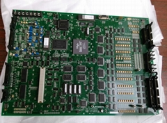 Mitsubishi MIUDIU Board ,DWG 3BK95453 , PWB 3A133667, Motherboard
