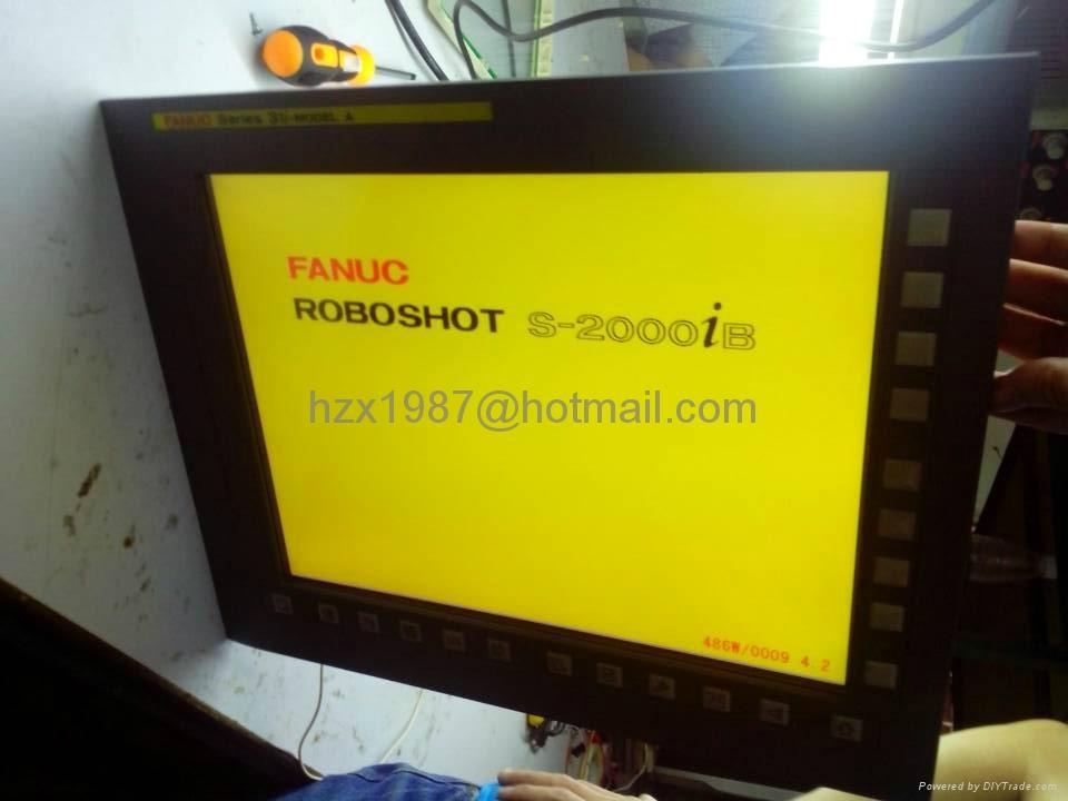 维修法那科显示器S-2000I100B ,180IS-1A ,S-2000I50B 2