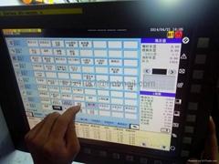 維修法那科顯示器S-2000I100B ,180IS-1A ,S-2000I50B
