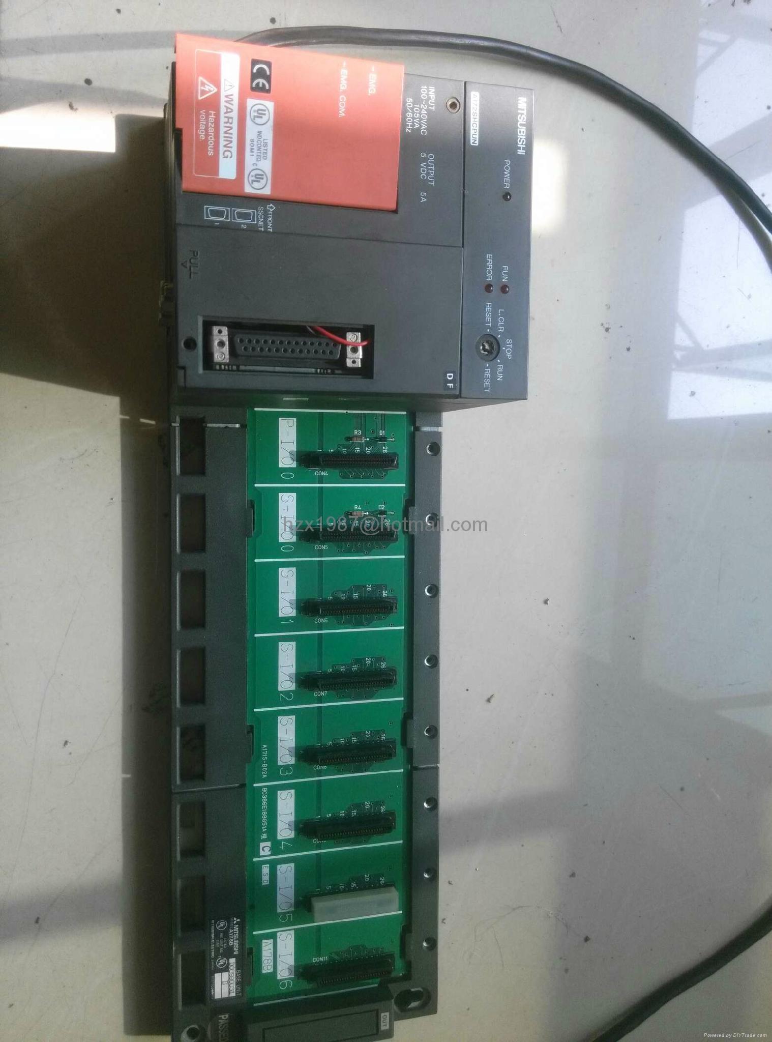 专业维修三菱CPU, A172SCPUN   A171CPU / A171SCPUN ,提供新泻机程序 4