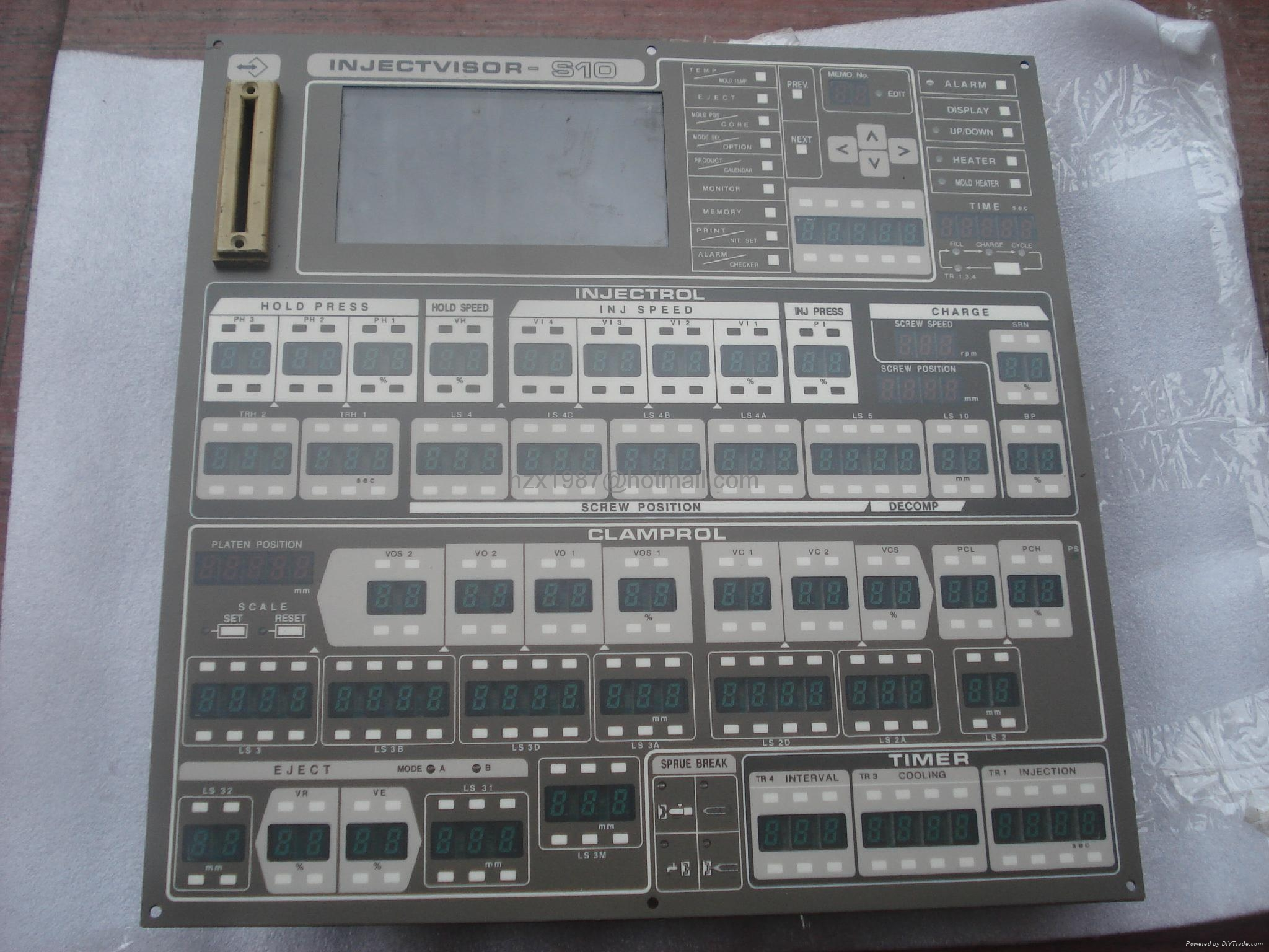 销售及维修显示器V30 ,V21 ,V710,东芝EC40NII-1Y EC40 NII-1Y机维修 11