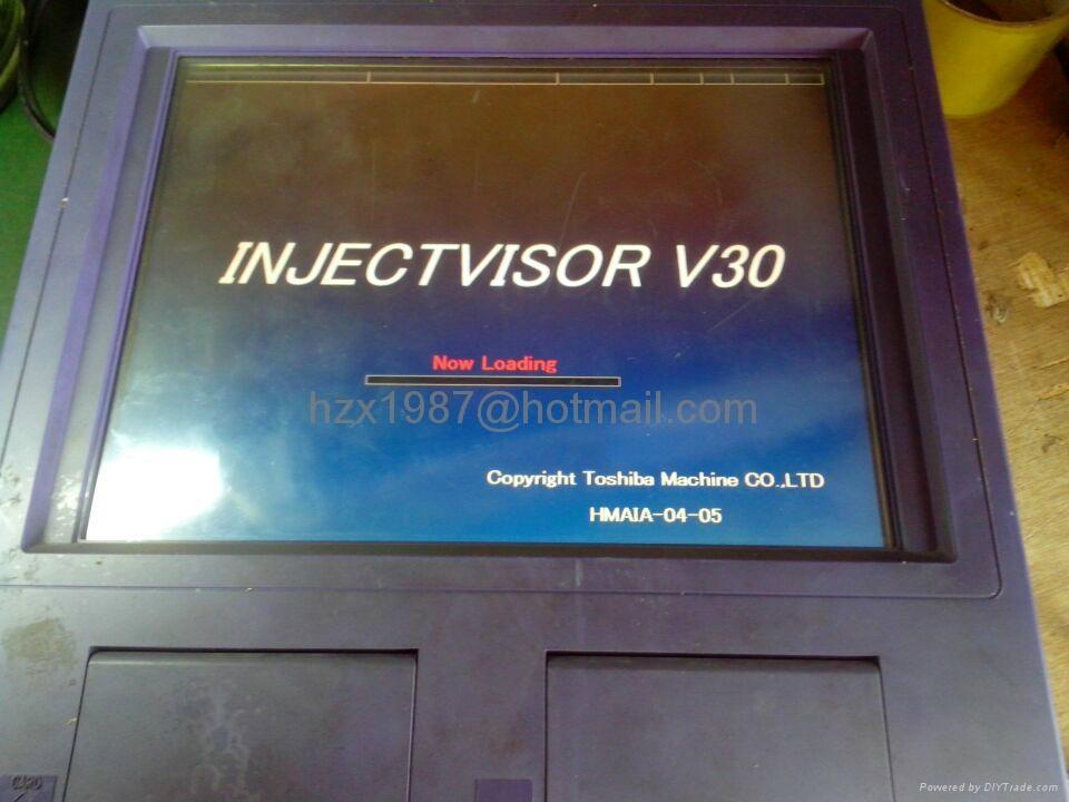 维修东芝V30显示器,东芝注塑机放大器AS86A-A AE85A 及维修 11