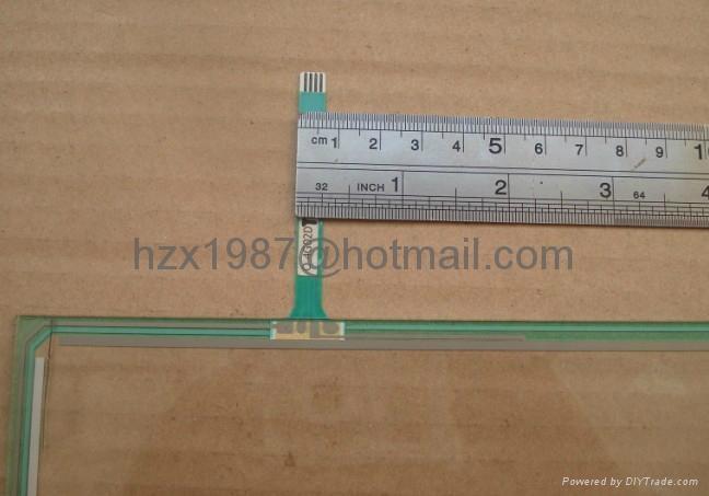 销售工控屏触摸玻璃板4线,5.7寸, 8.4寸, 10.4寸, 12.1寸 4
