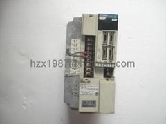 維修三菱伺服器MDS-B-SVJ2-10 CNC機用,SGDV-200A11A 安川放大器,沙迪克機用
