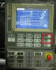 销售东芝注塑机V10显示器,NL6448AC33-05 lcd, NL6448AC33-02  液晶屏及维修