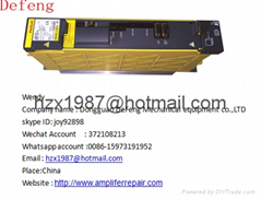Fanuc servo driver A06B-6240-H104