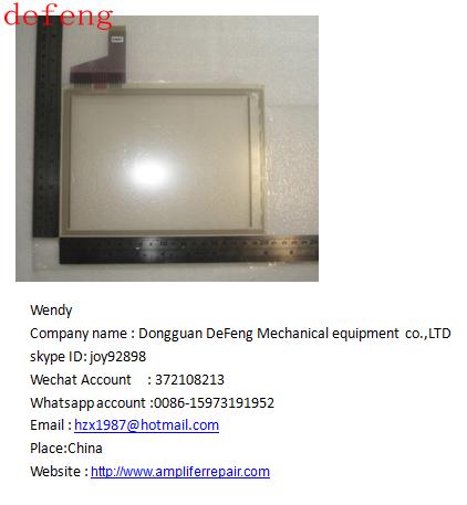 FUJI HMI, V810C,810CD,V810iC,V810iCD ,Black screen... 15