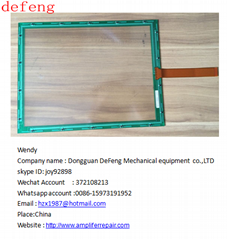 touch panel . N010-0551-