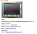 Fanuc monitor. A02B-0309-B500