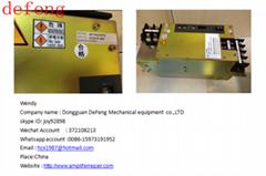 维修东洋注塑机伺服器PQM0A7R801 ,QF1PA370TO ,QF1PA160TO