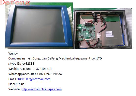 住友注塑机TS5671N30 ,TS5671N20 ,解码器 M=3 ,M=2 ,JA765311BD温度板 9