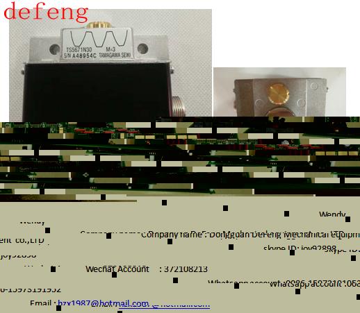 住友注塑机TS5671N30 ,TS5671N20 ,解码器 M=3 ,M=2 ,JA765311BD温度板 16
