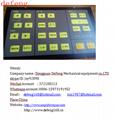 住友注塑机TS5671N30 ,TS5671N20 ,解码器 M=3 ,M=2 ,JA765311BD温度板 18