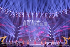 雲南昆明電腦燈出租、燈光音響租賃、LED電子屏出租、舞臺桁架租賃