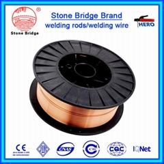 气体保护焊丝ER70S-6. CO2 焊丝