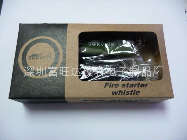 品牌户外野营打火石LM9575套装 3