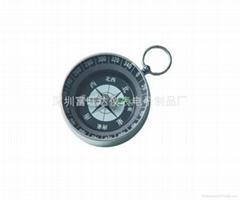 钥匙扣指南针G44-3B