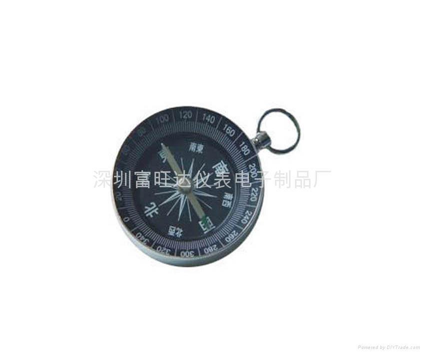 钥匙扣指南针G44-3 1