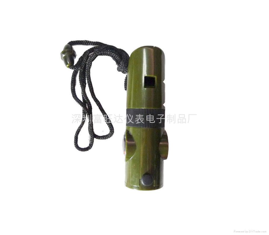 H7-1B多功能口哨 1