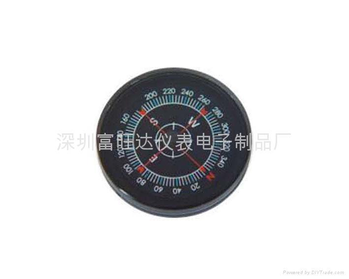 微型指南针DC301A黑底 1