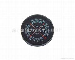微型指南針DC301A黑底