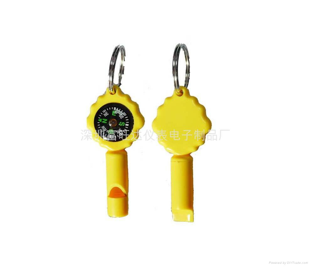 户外多功能口哨WH2-1 (六种颜色) 2