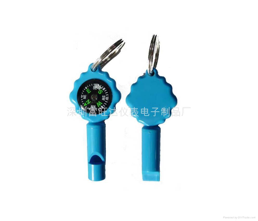 戶外多功能口哨WH2-1 (六種顏色) 3