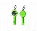 戶外多功能口哨WH2-1 (六種顏色) 4