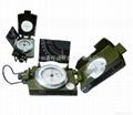 K4074高档多功能金属户外指南针