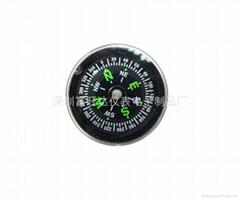 微型指南針DC3516平蓋