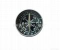 金属指南针G34B