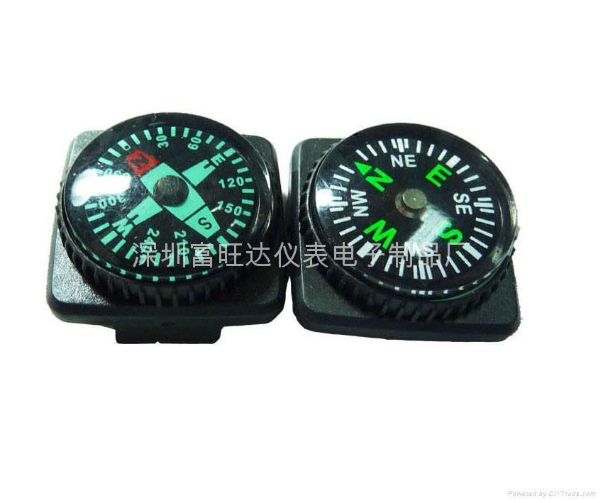 微型指南针DC20带方胶托