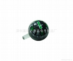 QC28长柄指南球