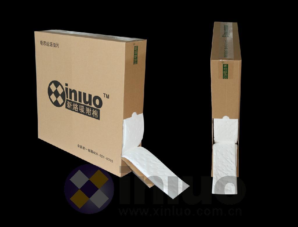 XL118High Way oil absorbent Rolls 3