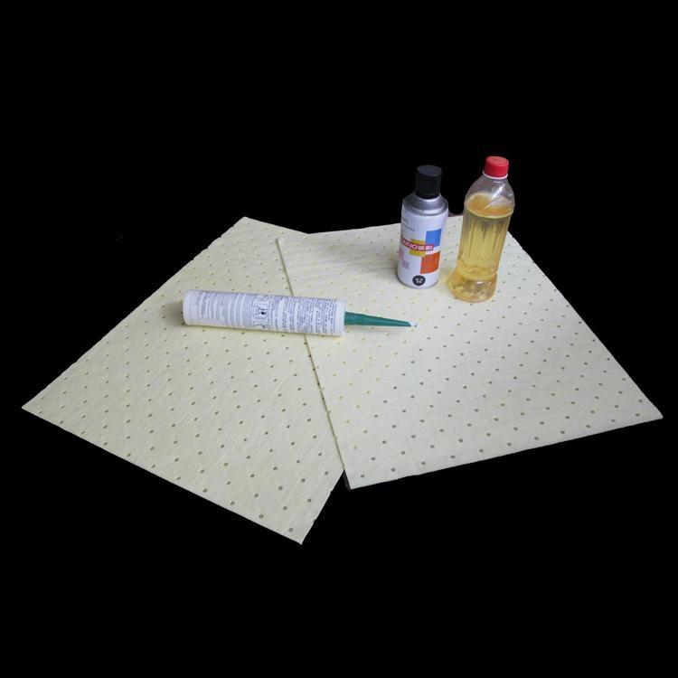 新络吸收垫危害品仓库应急预防泄漏吸收专用吸收垫