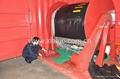 充氣式PVC圍油欄 3