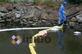 水面围油吸油拦油栅