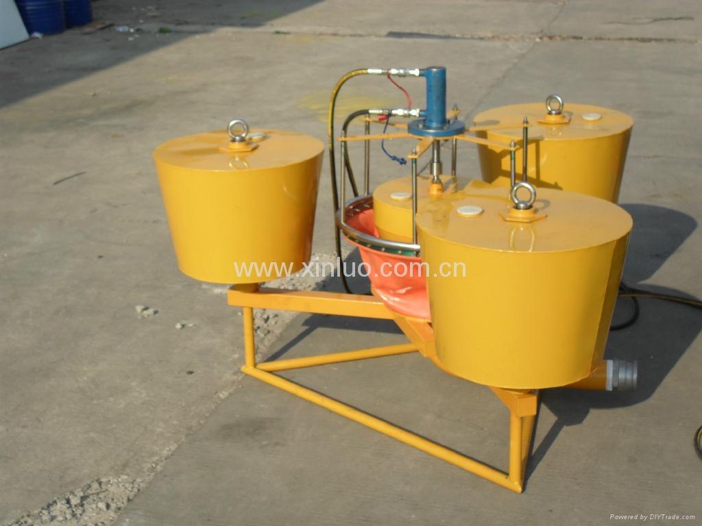 YS20堰式收油機 2