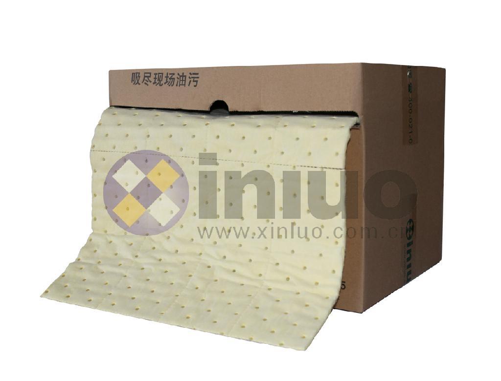 新络XLH94018多撕线化学品吸收卷多规格万用吸收卷 9