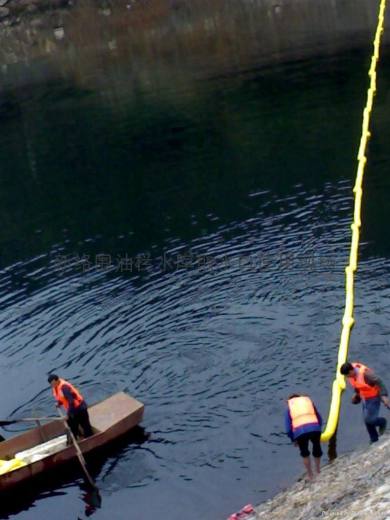 潔源OP20300吸油圍油繩水面吸油圍攔截圍油繩 9