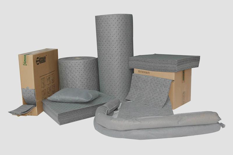 义乌吸液棉厂家新络品牌液体泄漏清洁多用途吸液垫